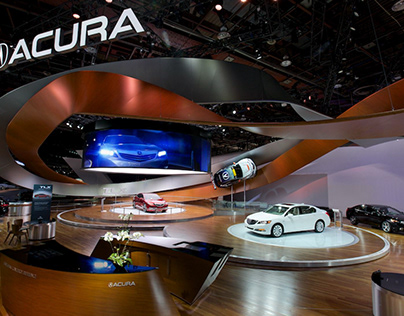 Acura Detroit Auto Show 2014 / 2015