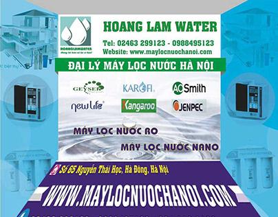 Hoàng Lâm - CHuyên lọc nước ở Hà Nội
