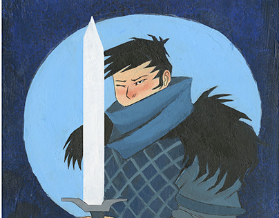 A Boy and His Sword