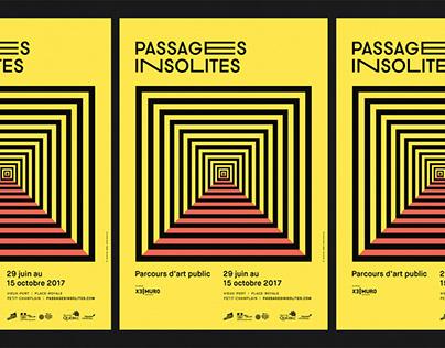 Passages insolites - Branding