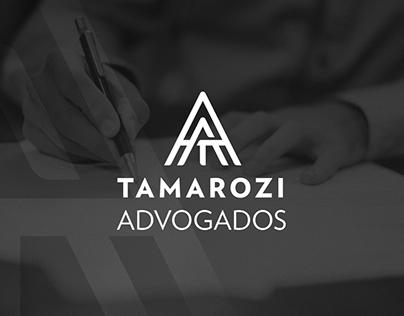 Tamarozi Advogados - Identidade Visual