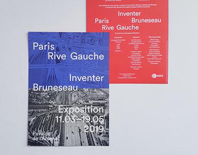 Paris Rive Gauche, Inventer Bruneseau
