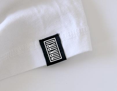Logotipo Nakaru, marca de ropa