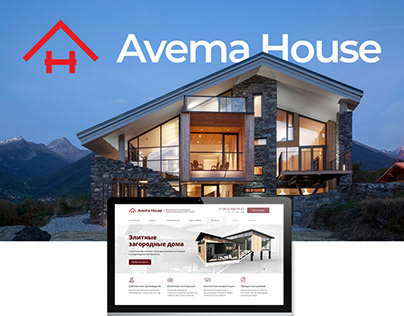 Web Site Avema House