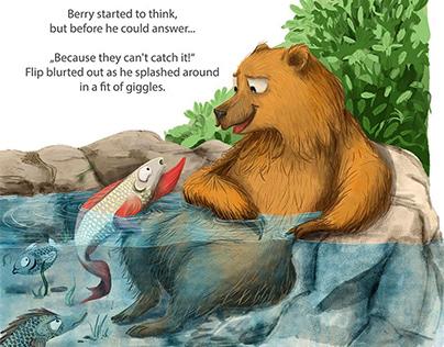 Fisch and bear