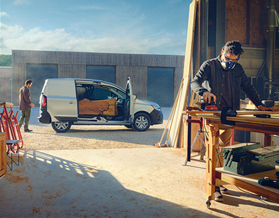 The All New Renault Kangoo