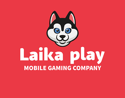 LaikaPlay — website for mobile game development company