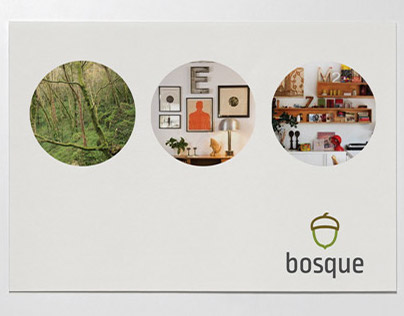 Bosque - Logo design