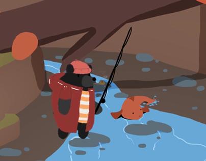 Ulysses - 2D Game Art & Animation
