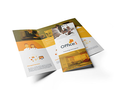 Office1 Trifold Brochure