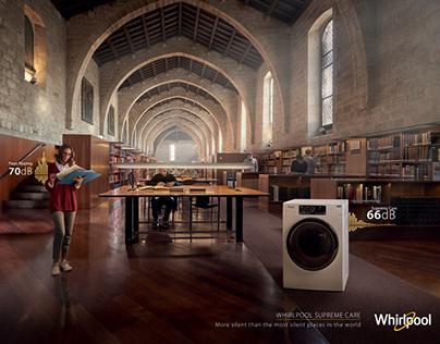 Whirpool campaign by ph. Riccardo Bagnoli