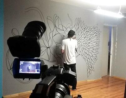 :: Murals / Walls :: 420 Producciones Mexico ::