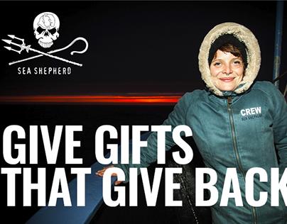 Sea Shepherd Campaign Materials