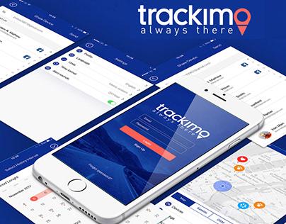 Trackimo Mobile App