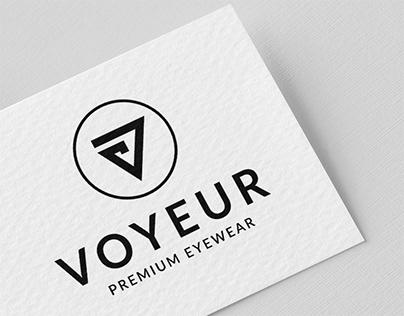 Voyeur | Logo Design | Graphic Design
