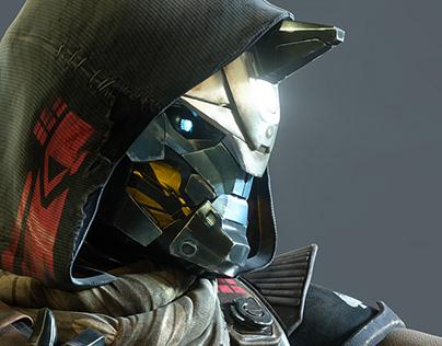 Destiny 2 - Character Art