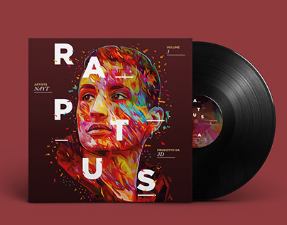 Nayt - Raptus 3 - CD