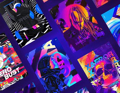 Gosmow - A poster series 01