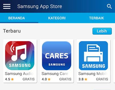 Samsung Local AppStore