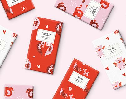 Patricia's Toronto Valentines Day Chocolate