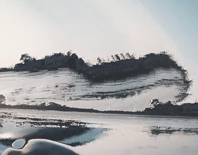 Shawsheen River Evening Visualizer
