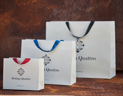 Bottega Quattro - branding & packaging