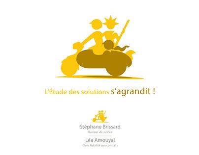 S.Brissard Étude de solutions