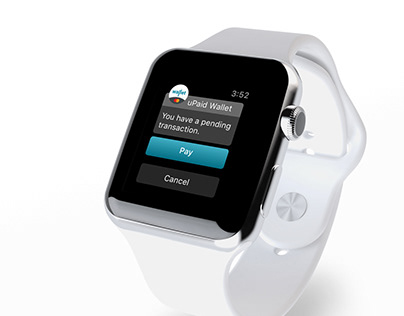 uPaid Wallet - Apple Watch version