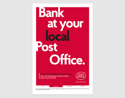 Everyday Banking at Post Office—Campaign Design