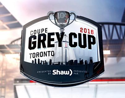 CFL - GREY CUP 104