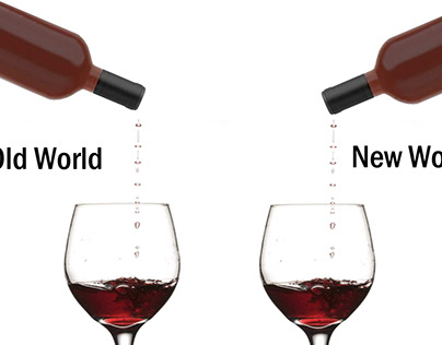 Rượu vang Ý và Chile: Phong cách đối ngược hoàn toàn