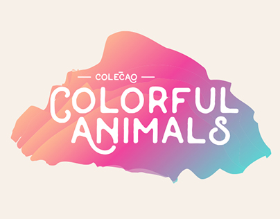 Colorful Animals - Posters