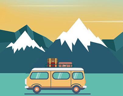 Dreaming of the van