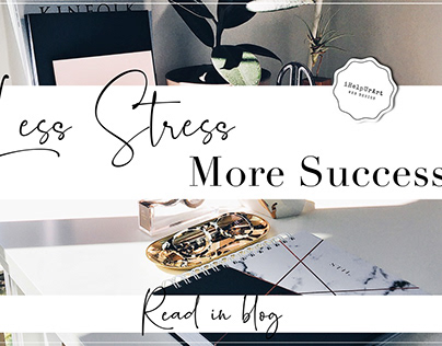 Stress or Success or what color is peach?