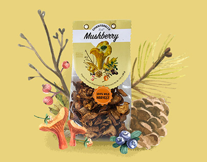 Packaging Mushberry