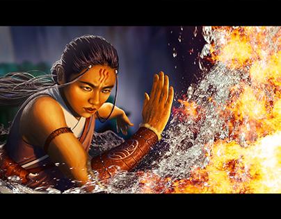 Avatar: Live Action Concepts