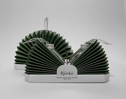 Björkö Duo Bag- Nominated for PIDA Sweden 2018