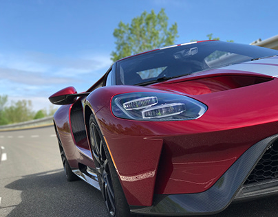Ford GT Quick Reference Videos