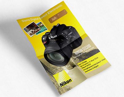 Product Catalog/Flyer Design