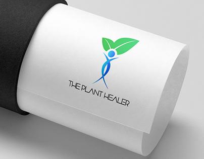 Minimal Healing Logo Design