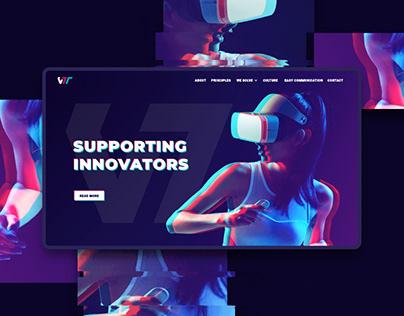 VTT - Branding & web design