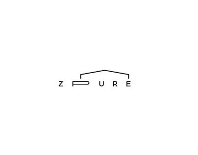 Zpure Space Design Branding