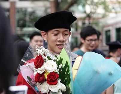 Philemon's Graduation