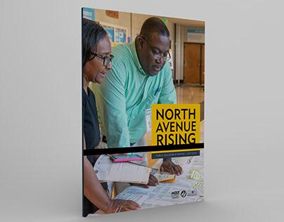 North Avenue Rising —(Editorial Design)