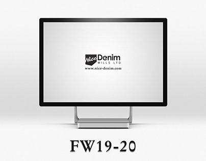Nice Denim FW 19-20