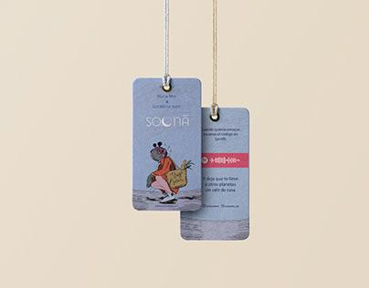 Label Hang Tag Soona