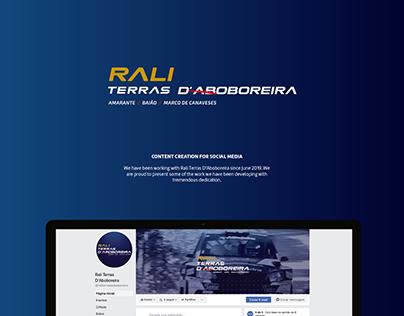 Rali Terras D'Aboboreira | Client 2019