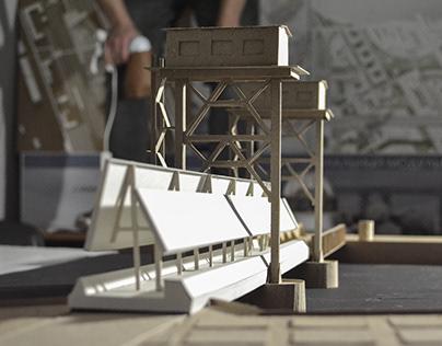 The Project of the bridge in Kaliningrad
