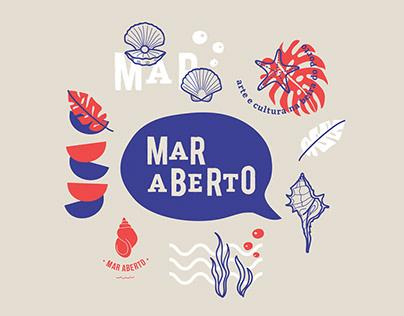Mar Aberto • Visual Identity