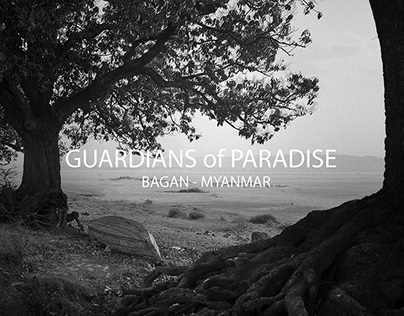 GUARDIANS of PARADISE (BOOK)